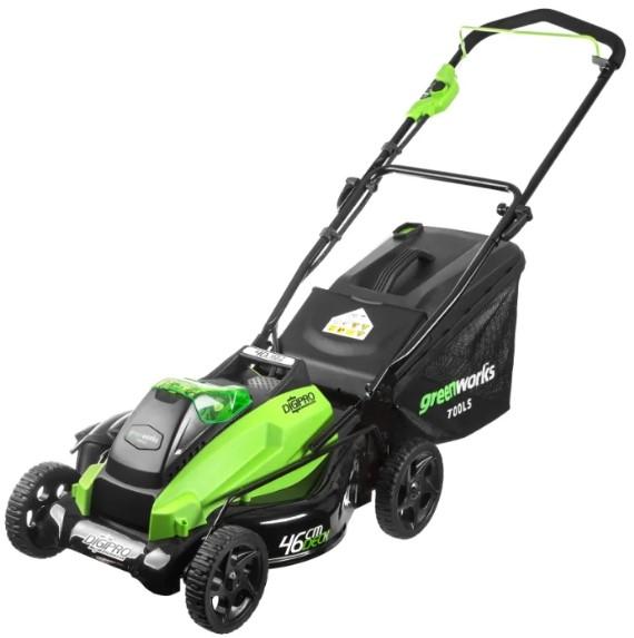 GreenWorks 2500407 G-Max Digipro