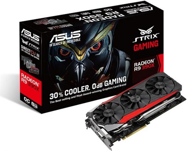 ASUS Radeon R9 390XPCI-E