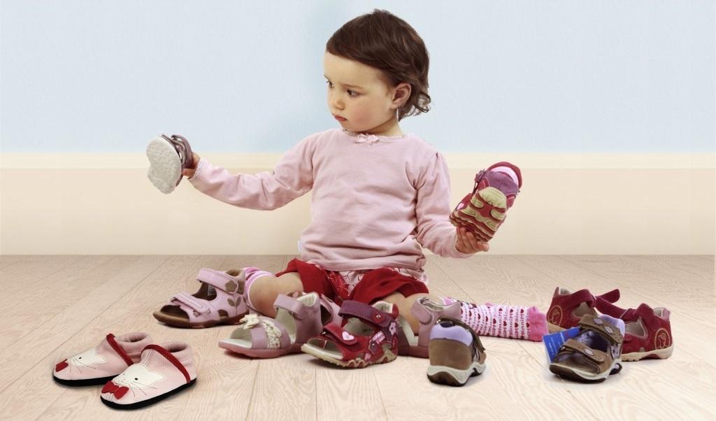 Как выбрать сапоги ребенку