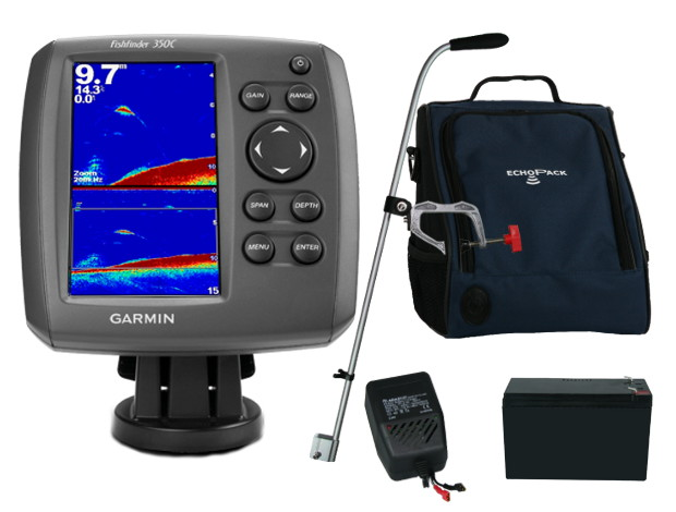 GARMIN FISHFINDER 350 C