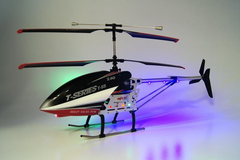 MJX T55