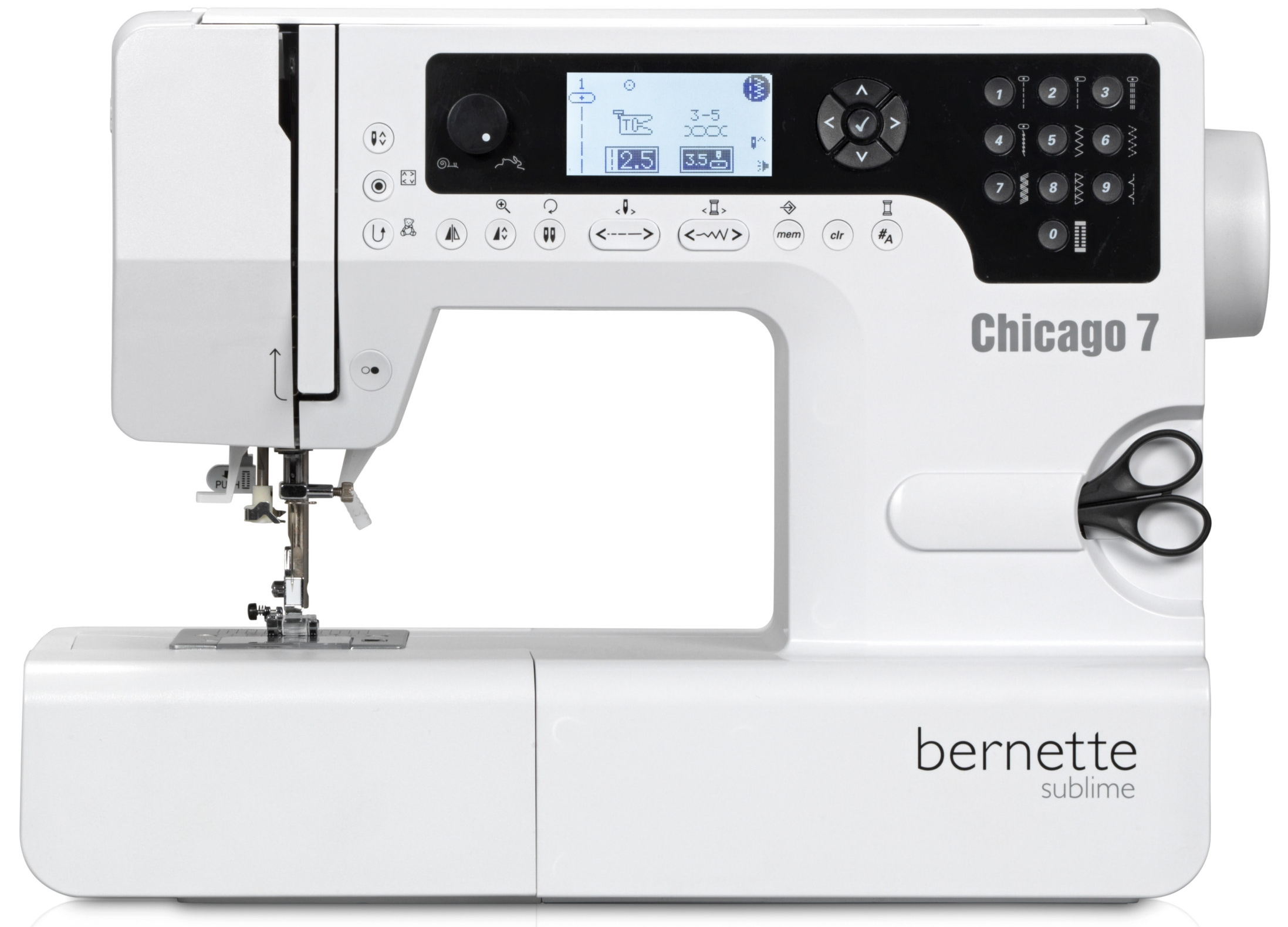 Bernina Chicago 7