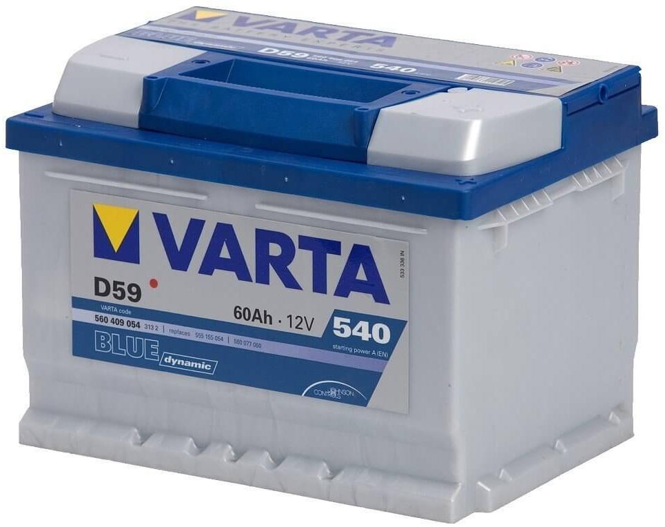 VARTA D59 Blue Dynamic