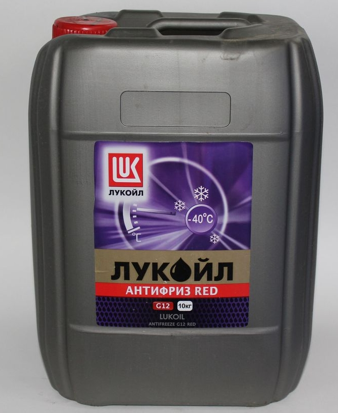 Lukoil Antifreeze G12 Red