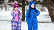 Рейтинг лучших детских комбинезонов на зиму в 2019 году