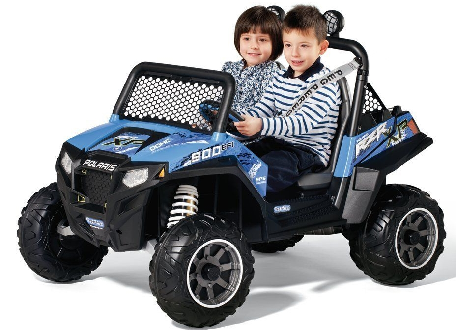 Peg-Perego Автомобиль Polaris Ranger RZR 900