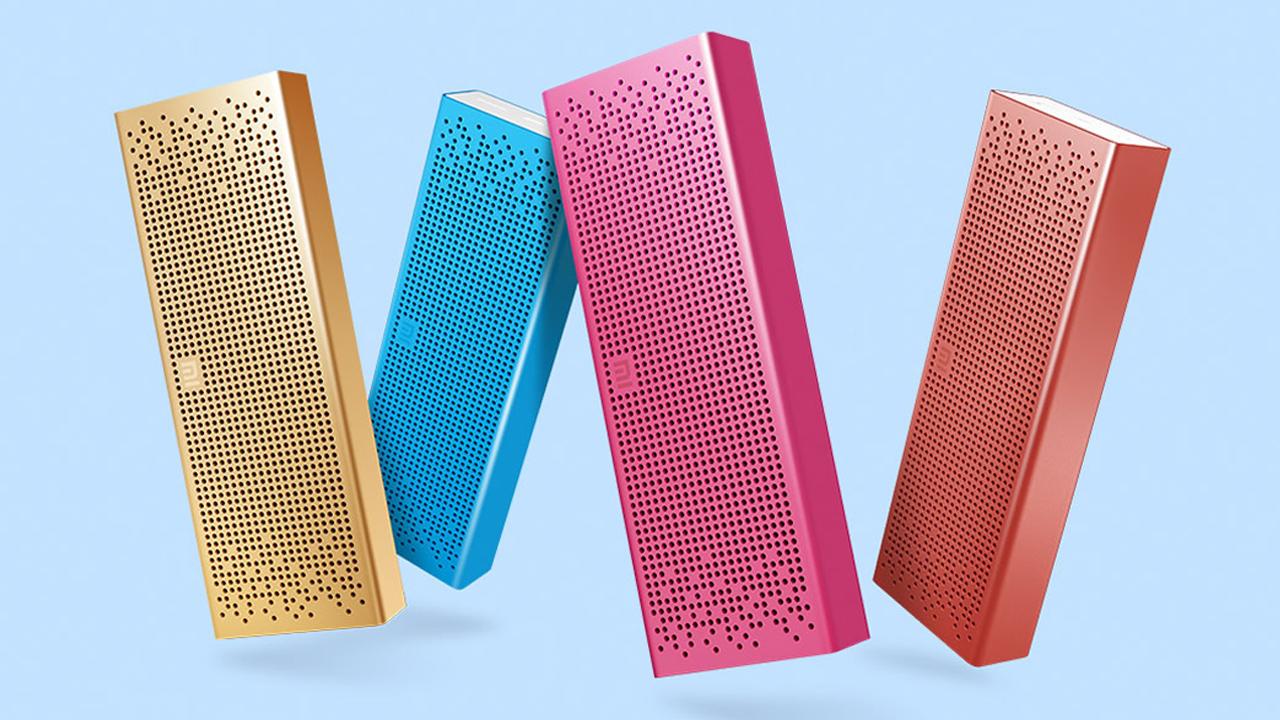 Xiaomi MiBluetooth Speaker