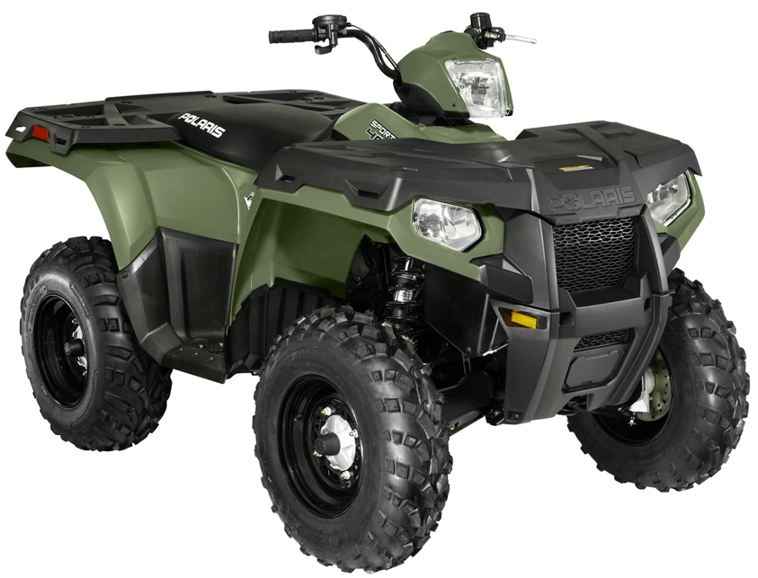Polaris Sportsman 400 H.О.