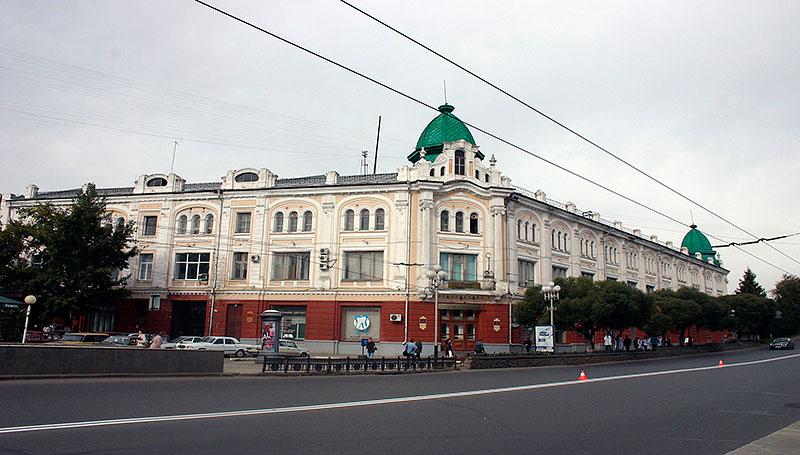 Омский государственный медицинский университет