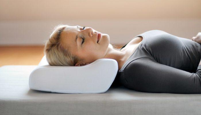 Рейтинг лучших ортопедических подушек для сна 2019 года
