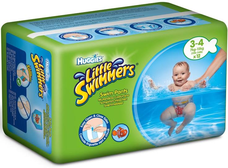 Huggies Little Swimmers2-3(3-8 кг)