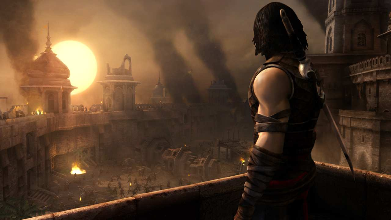 Prince of Persia: Revelations на PLAYSTATION PORTABLE