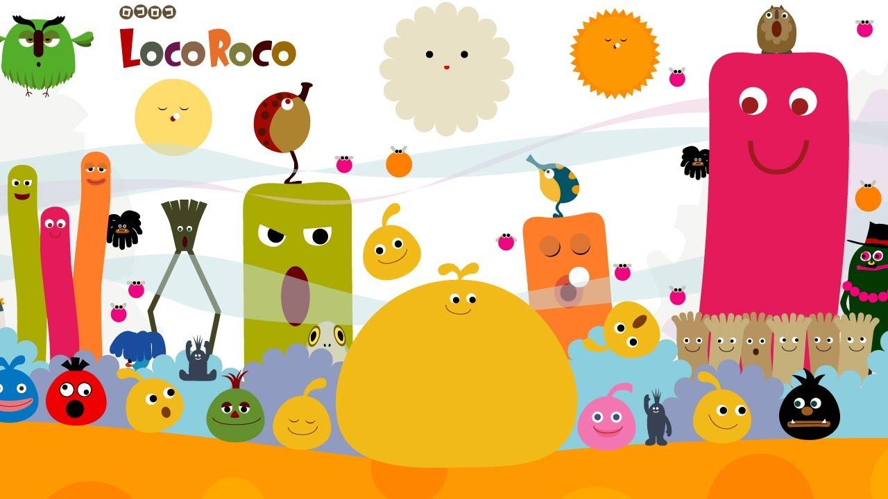 Locoroco1,2