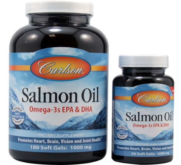 Carlson Labs, Wild Norwegian Cod Liver Oil Gems