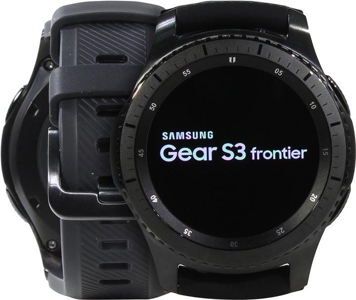 Samsung Gear S3Frontier