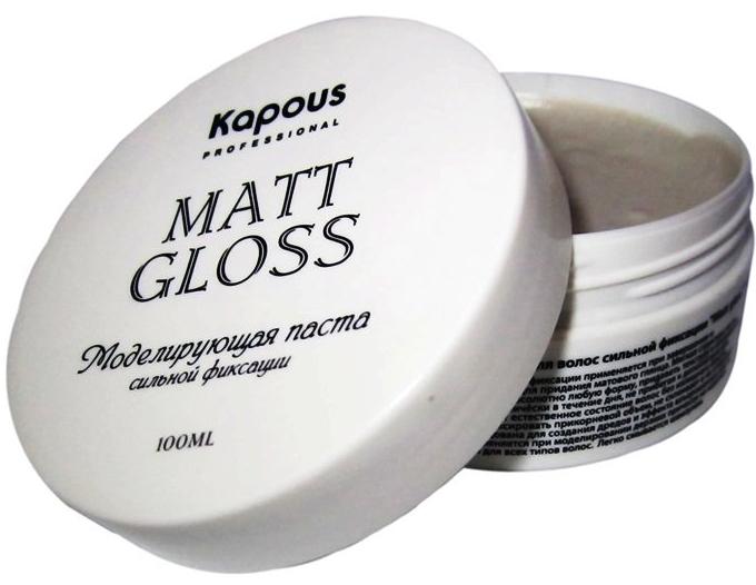 KAPOUS MATT GLOSS