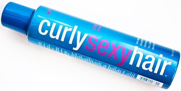 Sexy Hair Curly Sexy Hair Curl Power Spray Foam Curl Enhancer