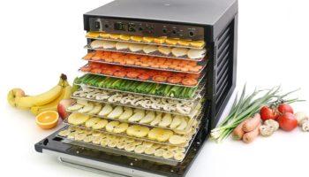 Рейтинг лучших сушилок для овощей и фруктов по отзывам