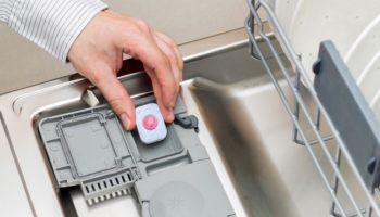 Самые лучшие таблетки для посудомоечных машин