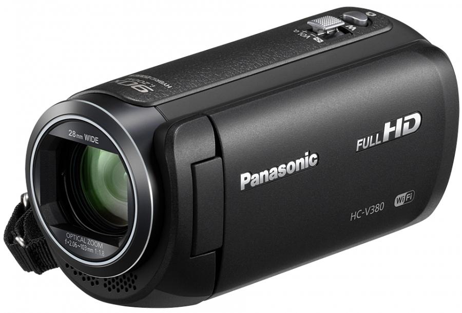 Panasonic HCV380