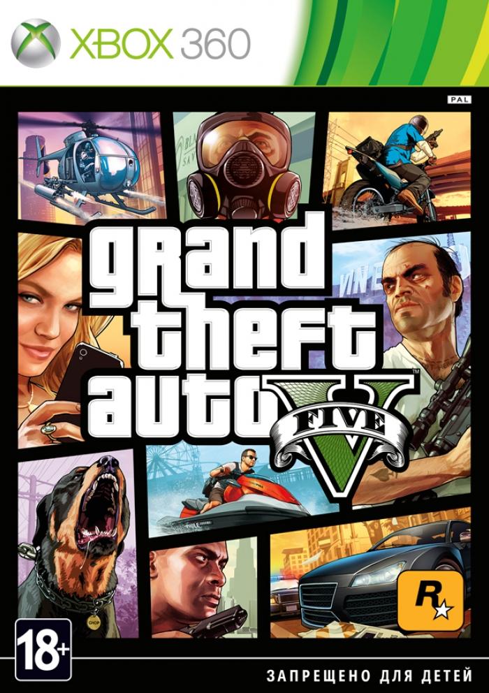 Grand Theft AutoV (GTA 5)