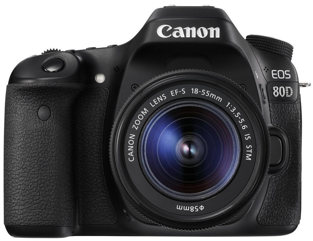 Canon EOS 80DKIT