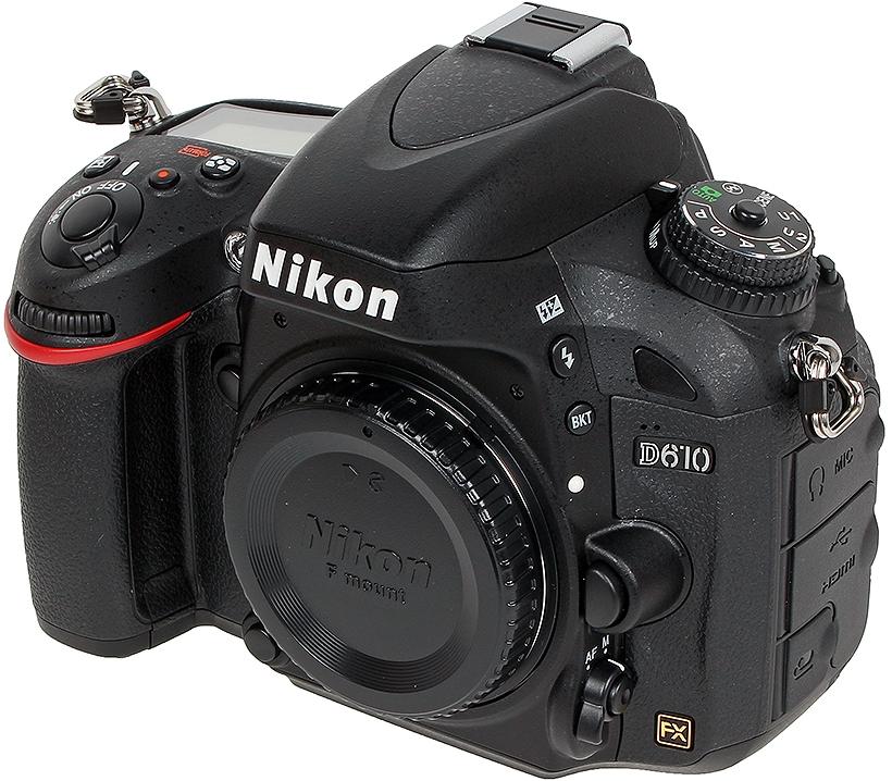 Nikon d610BODY