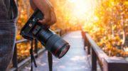 Топ-10 зеркальных фотоаппаратов для начинающих фотографов