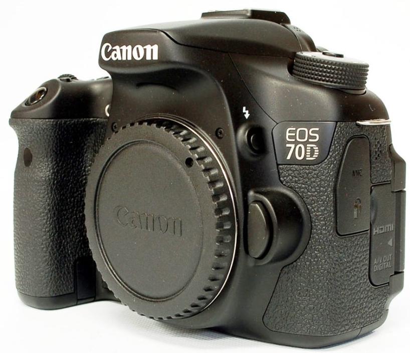 Canon EOS 70DBODY