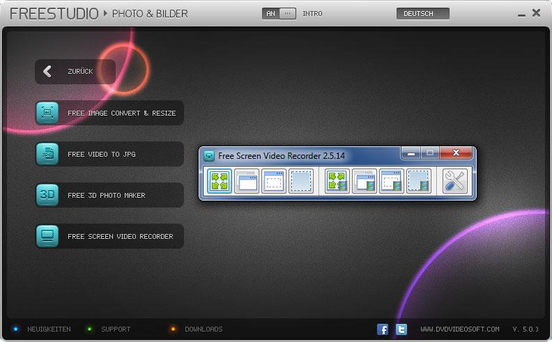 Free Screen Video Recorder