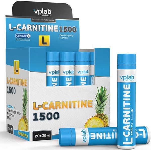 VP LABORATORY CLA+L-CARNITINE